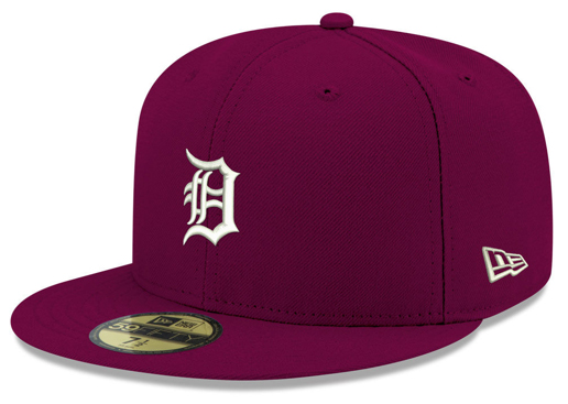 jordan-12-bordeaux-new-era-mlb-fitted-cap-detroit