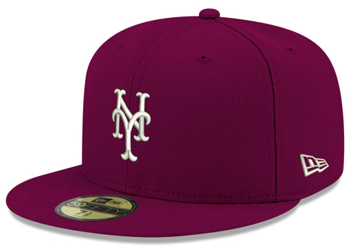 jordan-12-bordeaux-new-era-mlb-fitted-cap-new-york-mets