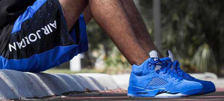 jordan-5-blue-suede-clothing-match
