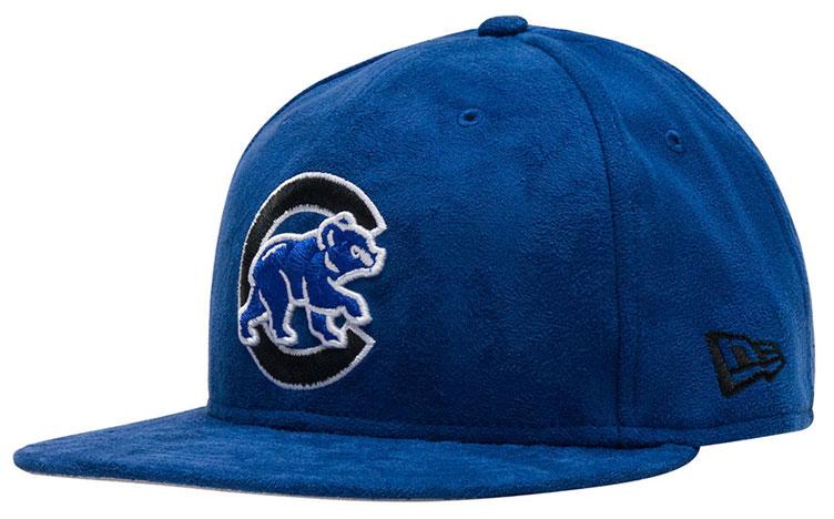 jordan-5-blue-suede-cubs-hat-1