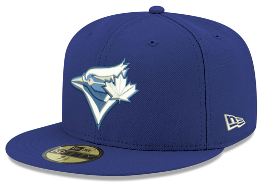 jordan-5-blue-suede-new-era-mlb-59fifty-fitted-cap-toronto