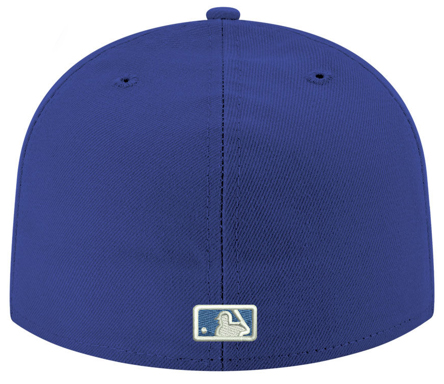 jordan-5-blue-suede-new-era-mlb-59fifty-fitted-cap