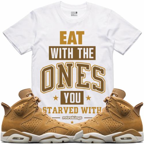 jordan-6-wheat-sneaker-tee-shirt-retro-kings-1