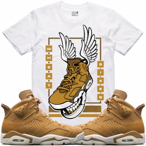 jordan-6-wheat-sneaker-tee-shirt-retro-kings-2