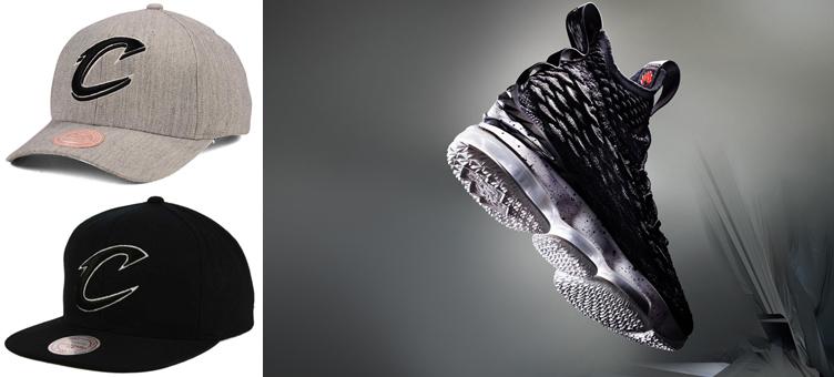 lebron-15-ashes-cleveland-cavs-snapback-hats