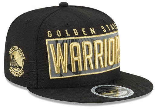 metallic-gold-foams-warriors-snapback-hat