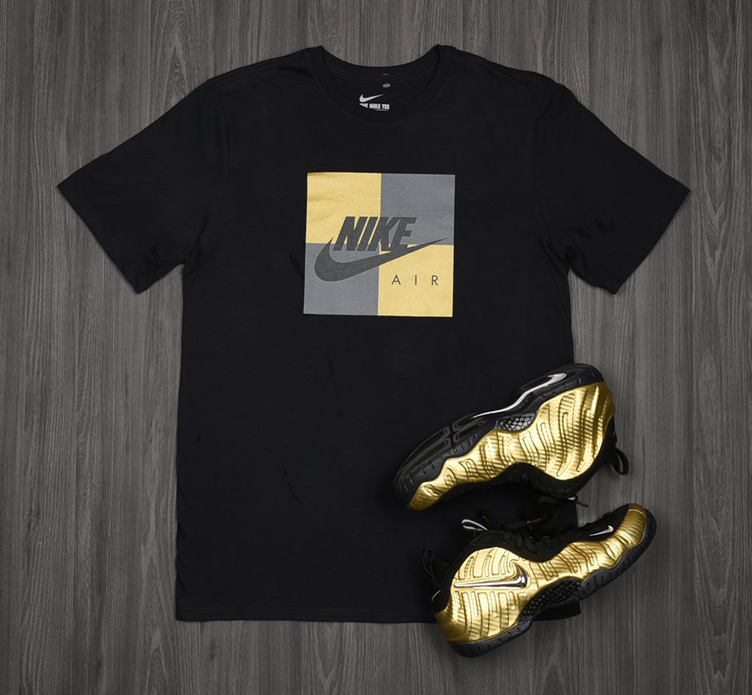 nike-foamposite-metallic-gold-box-tee-shirt