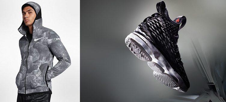 Nike LeBron 15 Clothing   SneakerFits.com