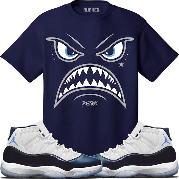 Win like 82 Collection UNC WARFACE tee