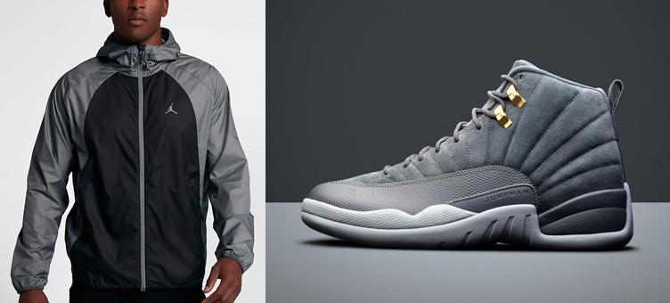 air-jordan-12-dark-grey-jackets