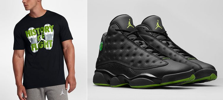 "Air Jordan 13 ""Altitude"" x Jordan Sportswear AJ 13 Connection T-Shirt"