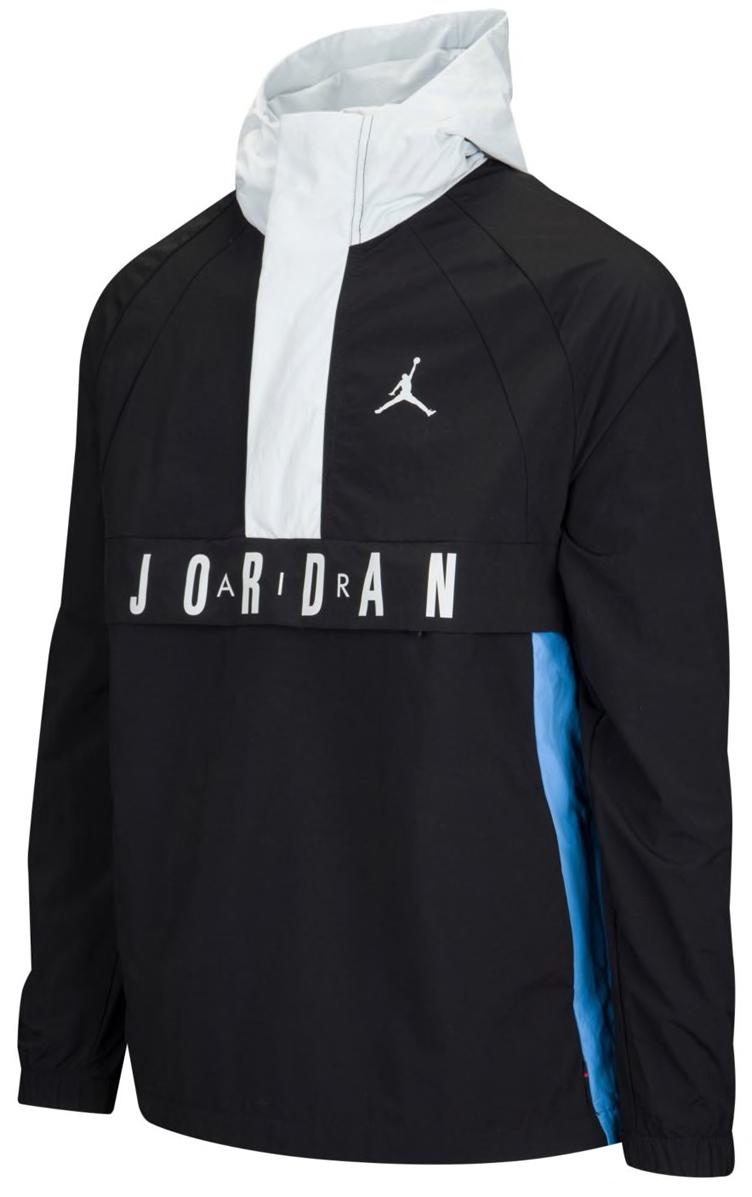 Air jordan 6 unc jacket to match for We are jordan unc shirt