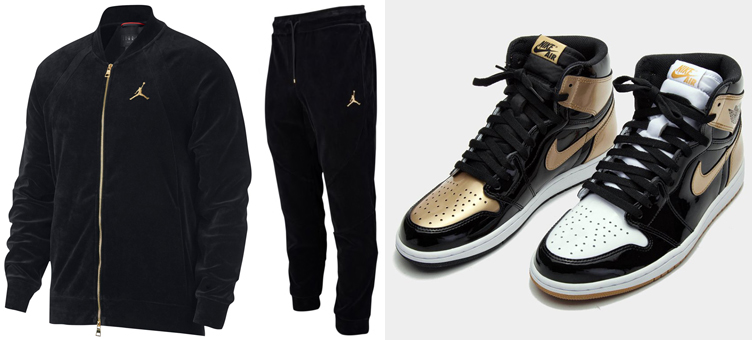 jordan-1-top-3-gold-velour-clothing