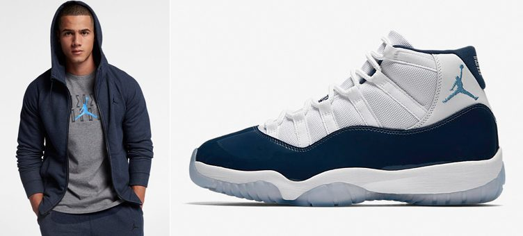 "The Best Jordan Brand Hoodies to Hook with the Air Jordan 11 ""Win Like '82"""