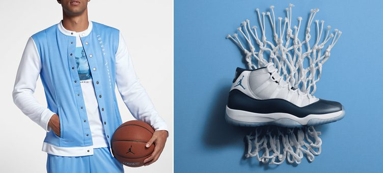 "The Best Jordan Jackets to Match the Air Jordan 11 ""Win Like '82"""