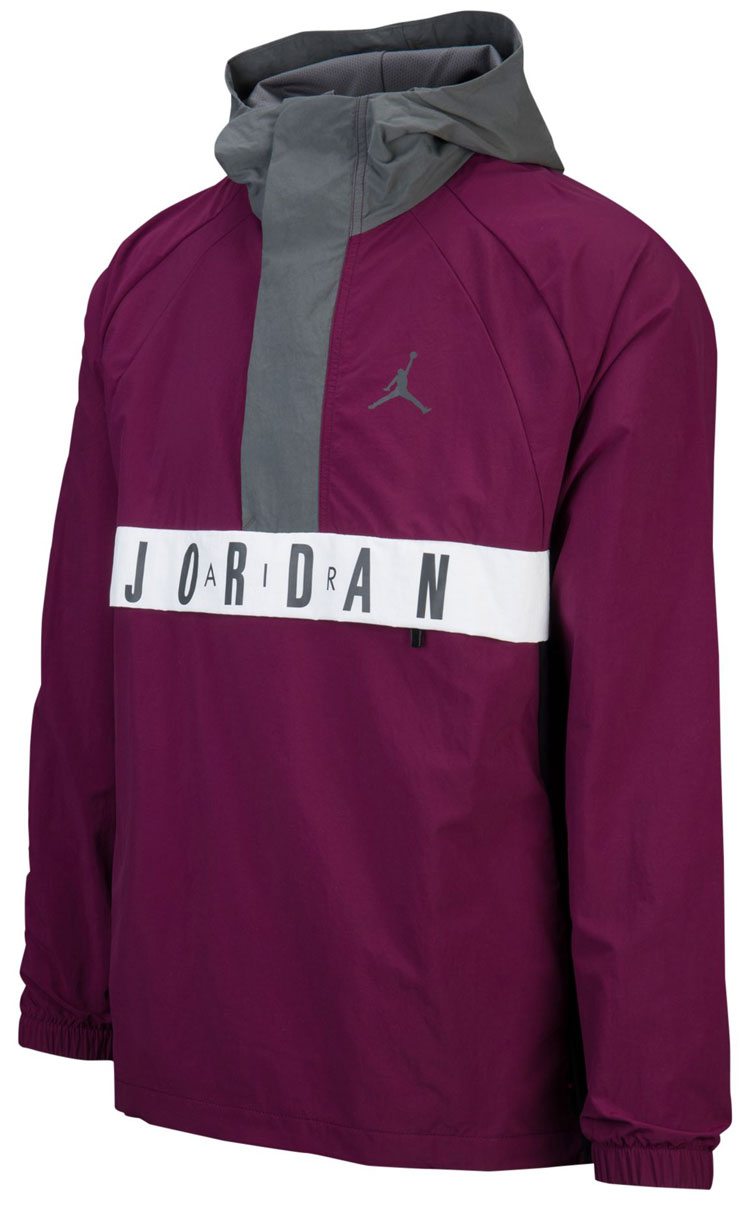 789cca789baa92 Air Jordan 12 Bordeaux Jackets to Match