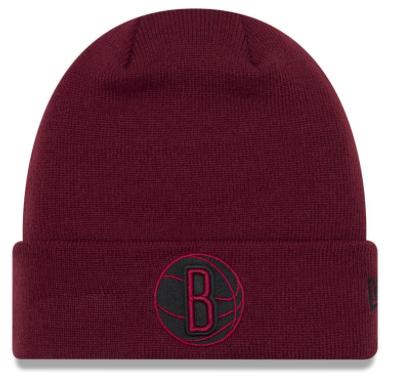 jordan-12-bordeaux-new-era-knit-hat-beanie-nets