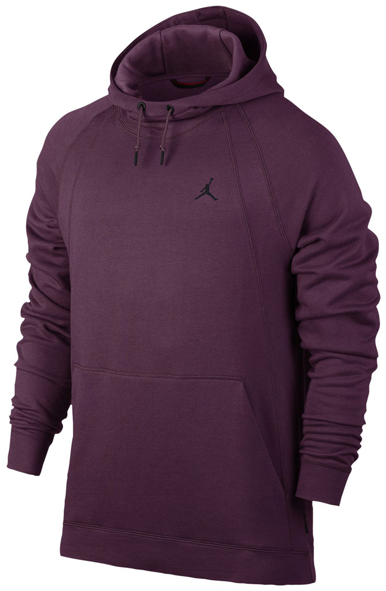 jordan-12-bordeaux-pullover-hoodie