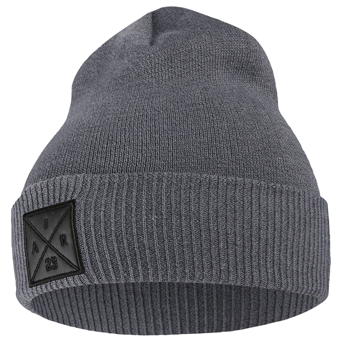 jordan-12-dark-grey-knit-hat-beanie