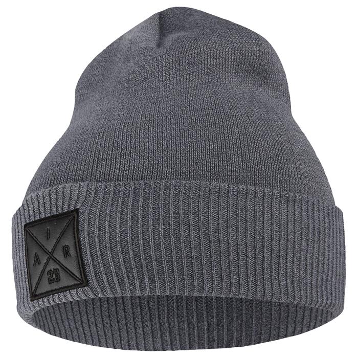 jordan-12-dark-grey-knit-hat-beanie