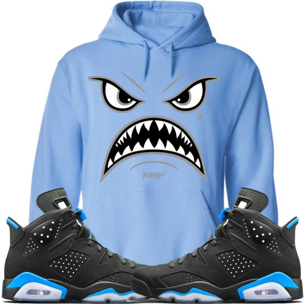 Shirts to Match Air Jordan 6 UNC   SneakerFits.com