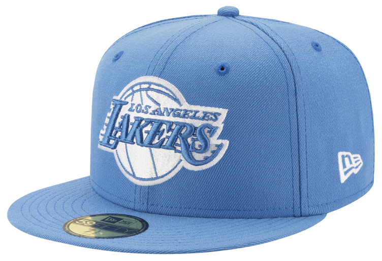 jordan-6-unc-new-era-lakers-59fifty-hat
