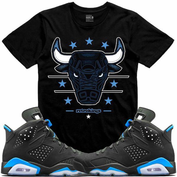 jordan-6-unc-sneaker-match-shirt-retro-kings-1