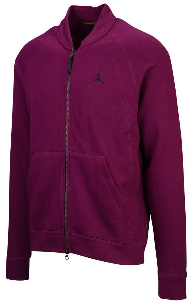 jordan-bordeaux-fleece-jacket