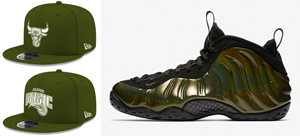 legion-green-foamposite-hats