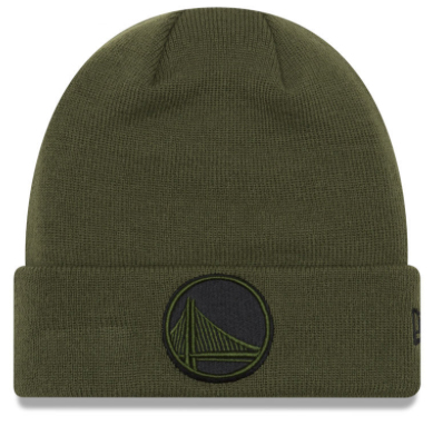 legion-green-foamposite-knit-hat-beanie-warriors