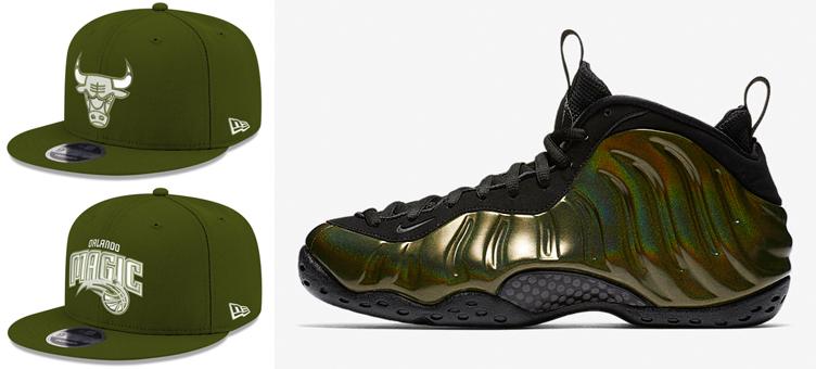 legion-green-foamposite-new-era-nba-snapback-hats