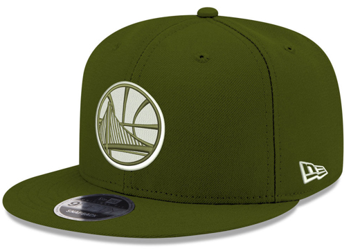 legion-green-foamposites-new-era-snapback-hat-warriors