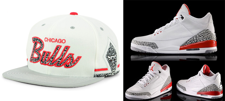 88fc5e2b39d Shirts and Hats to Match Jordan 3 Katrina