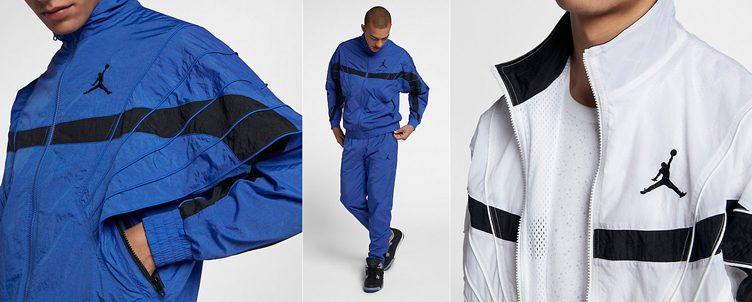 Air Jordan 5 Retro Vault Jackets