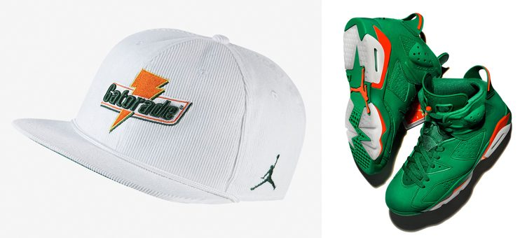 air-jordan-6-gatorade-green-snapback-cap