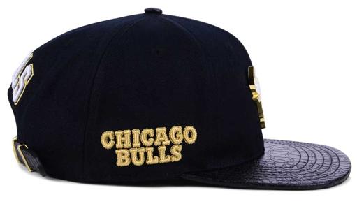 chicago-bulls-pro-standard-sneaker-hook-hat-black-gold-2