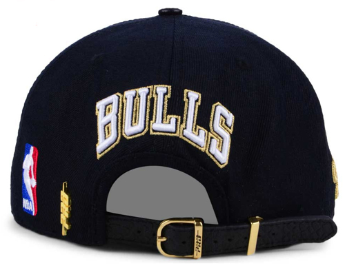 chicago-bulls-pro-standard-sneaker-hook-hat-black-gold-3