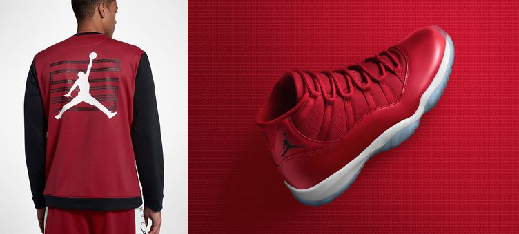 "The Best Jordan Brand Jackets to Match the Air Jordan 11 ""Win Like '96"""