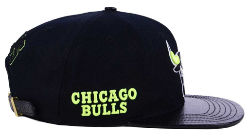 jordan-1-gatorade-cyber-lemon-lime-bulls-hat-match-