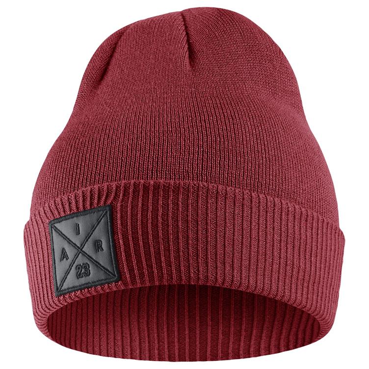 jordan-11-gym-red-96-knit-hat-beanie-1