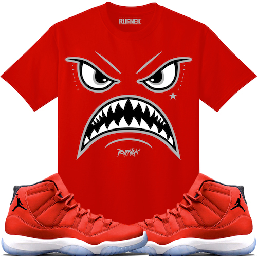 jordan-11-gym-red-96-sneaker-shirt-match-rufnek-1