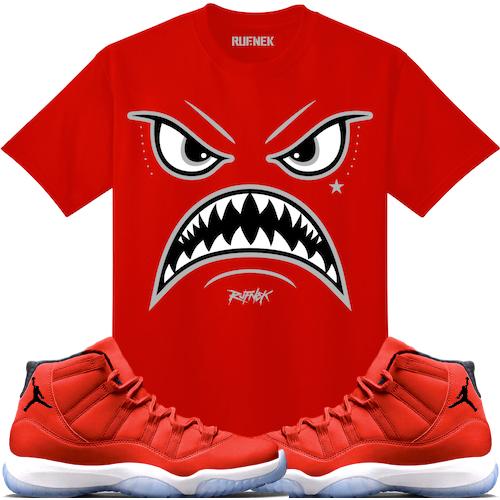 jordan-11-gym-red-96-sneaker-shirt-match-rufnek-1