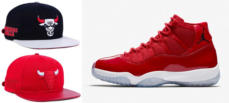 jordan-11-gym-red-win-like-96-sneaker-hook-hats