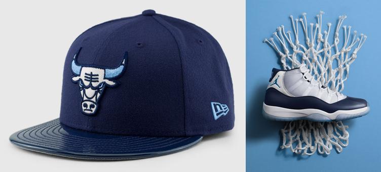 jordan-11-midnight-navy-bulls-hat