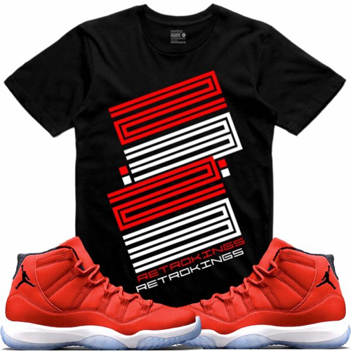 jordan-11-win-like-96-gym-red-sneaker-tee-shirt-1