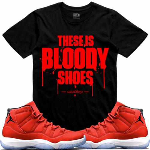 jordan-11-win-like-96-gym-red-sneaker-tee-shirt-4