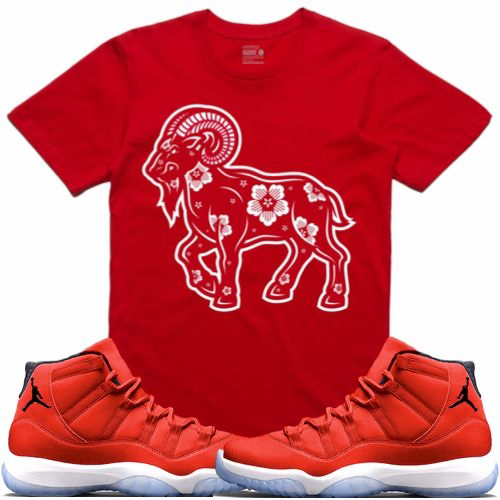 jordan-11-win-like-96-gym-red-sneaker-tee-shirt-8