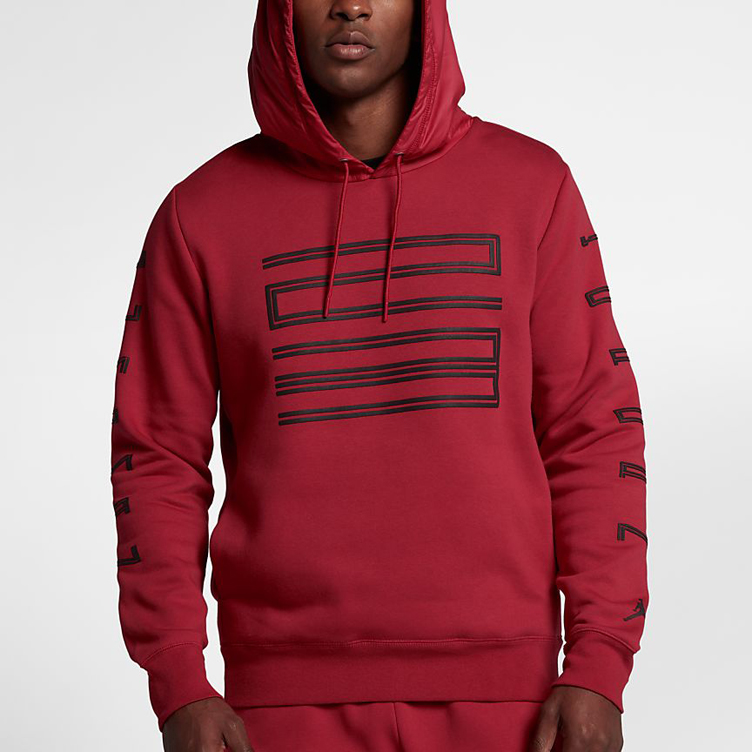 58e22dea828f01 Jordan 11 Win Like 96 Gym Red Hoodie