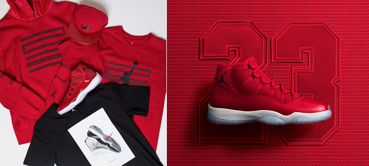 e8d8201c2bd Clothes to Match the Jordan 11 Win Like 96