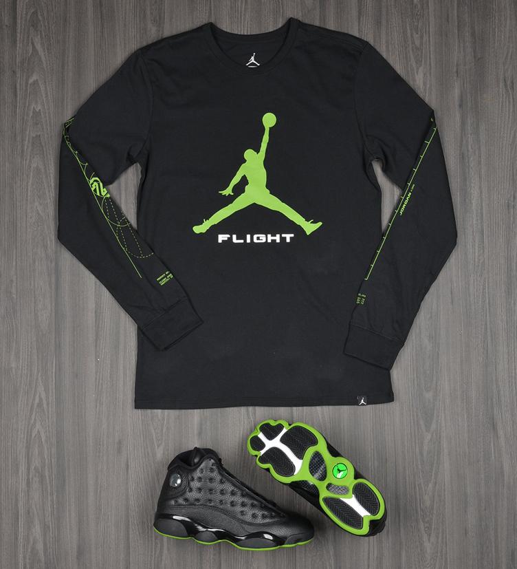 jordan-13-altitude-matching-shirt